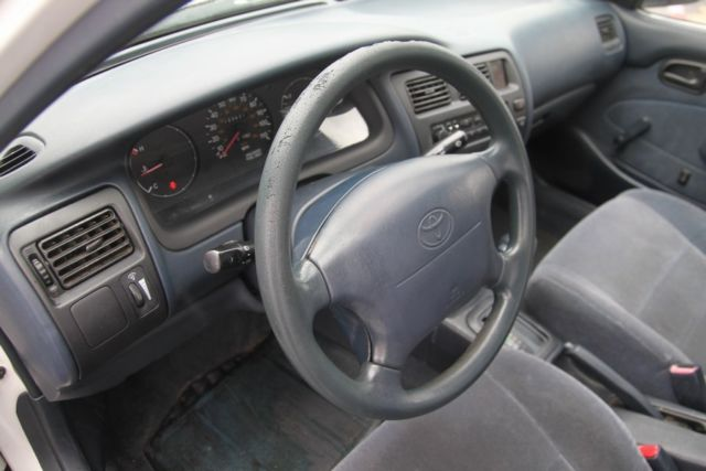 1993 Toyota Corolla DX Sedan 4-Door 1 8L for sale - Toyota Corolla