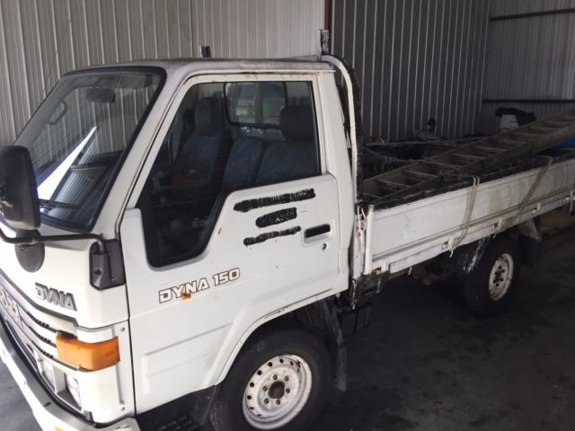 1993 toyota dyna 150 diesel truck for sale toyota dyna 150 1993 for sale in wilmington north. Black Bedroom Furniture Sets. Home Design Ideas