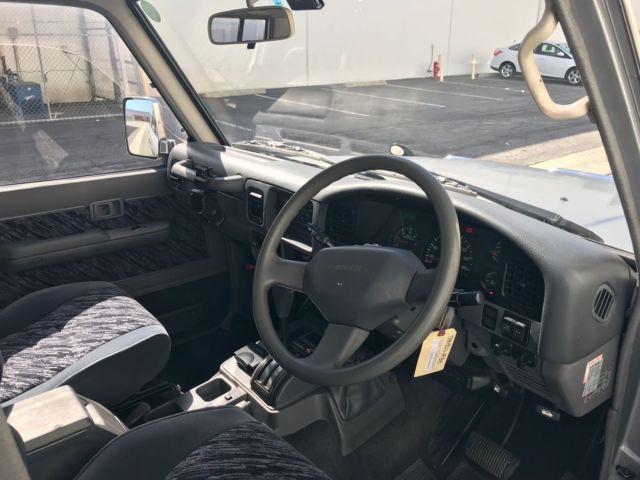 1993 Toyota Land Cruiser Prado 1KZ Engine Diesel Turbo 4X4
