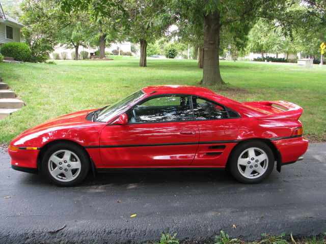 Toyota Kansas City >> 1993 Toyota MR2 NA Hardtop for sale - Toyota MR2 1993 for sale in Kansas City, Missouri, United ...