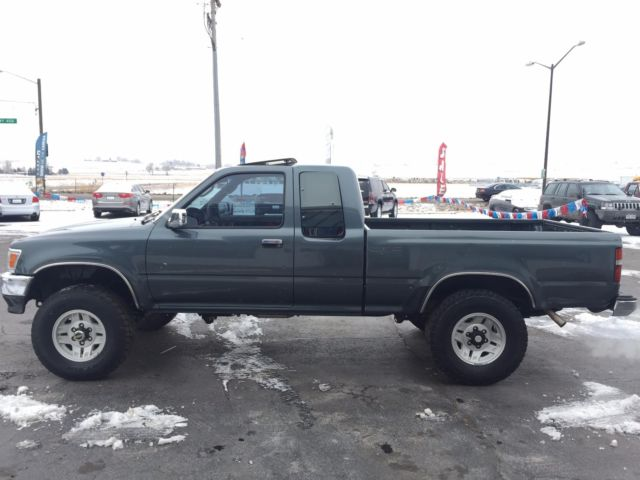 1993 toyota pickup sr5 power everything sunroof keyless entry for sale toyota pickup 1993. Black Bedroom Furniture Sets. Home Design Ideas