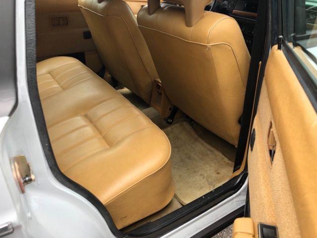 1993 Volvo 240 wagon classic limited edition # 943/1600