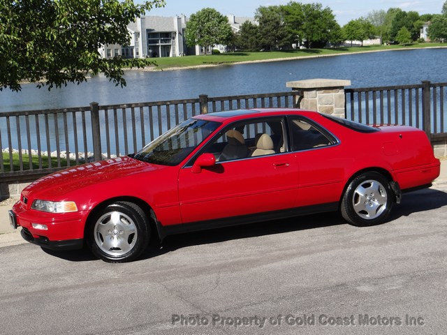 1994 acura legend coupe red tan lthr 6 speed manual only. Black Bedroom Furniture Sets. Home Design Ideas