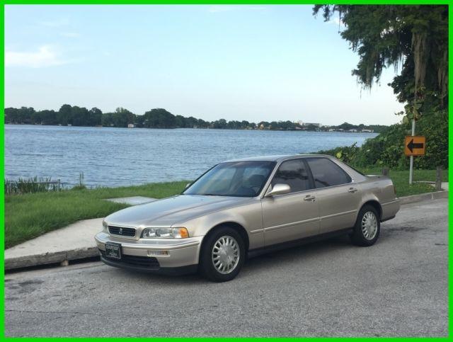 1994 Acura Legend L 3 2l V6 24v Automatic Fwd Sedan For Sale Acura Legend L 1994 For Sale In Winter Park Florida United States