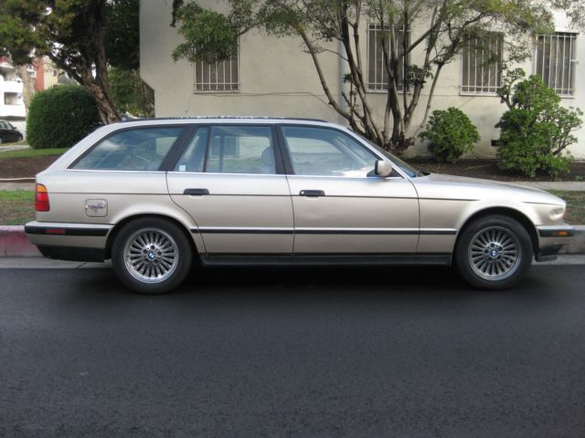 1994 bmw 530it wagon e34 for sale bmw 5 series 1994 for sale in los angeles california. Black Bedroom Furniture Sets. Home Design Ideas