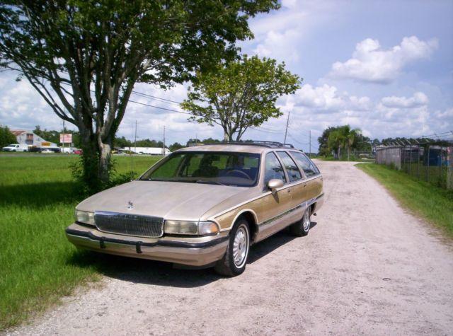 1994 buick estate roadmaster wagon for sale buick roadmaster 1994 for sale in orlando florida. Black Bedroom Furniture Sets. Home Design Ideas