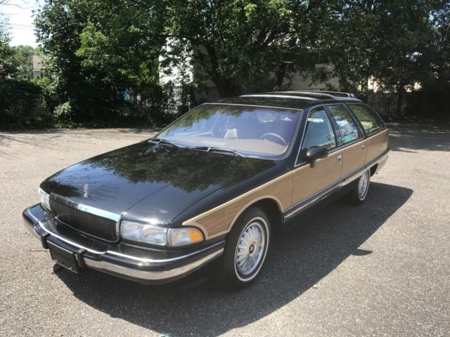 1994 buick roadmaster wagon 1 owner 72000 miles drives like new take a look 5 7 for sale buick. Black Bedroom Furniture Sets. Home Design Ideas