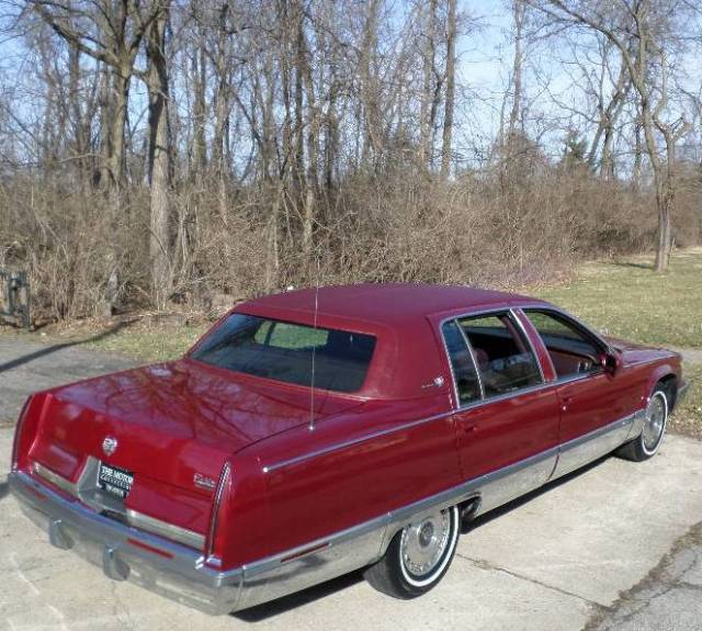 1994 Cadillac Fleetwood Brougham Garage Kept Low Miles For