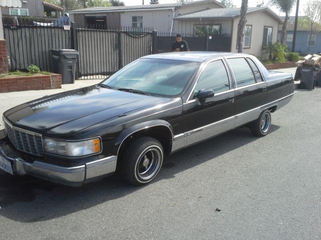 1994 cadillac fleetwood Lowrider for sale - Cadillac ...