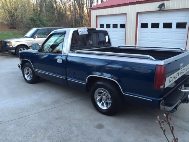1994 chevrolet 1500 silverado pick up for sale chevrolet c k pickup 1500 1994 for sale in. Black Bedroom Furniture Sets. Home Design Ideas