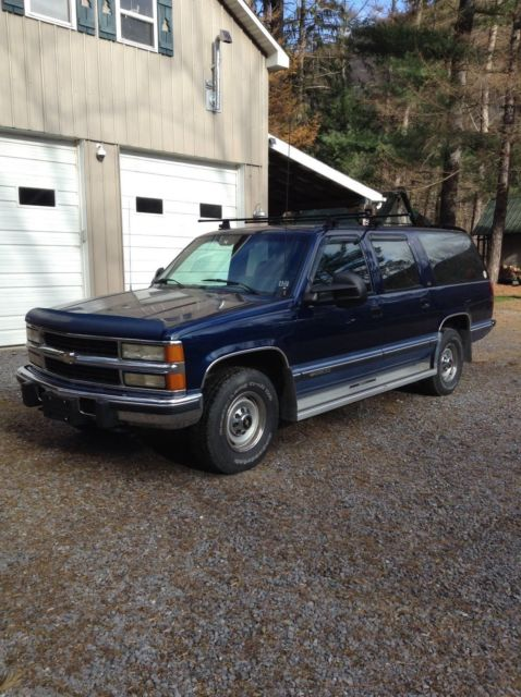 1994 chevrolet 2500 6 5 liter turbo diesel for sale. Black Bedroom Furniture Sets. Home Design Ideas