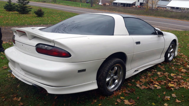 1994 chevrolet camaro lt4 slp v8 330hp 1998 2002 low miles. Black Bedroom Furniture Sets. Home Design Ideas