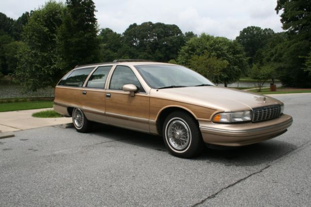 1994 Chevrolet Caprice Classic 5 7L 4-Door Station Wagon