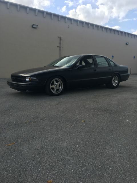1994 chevrolet impala ss fully built 396ci lt1 800hp with. Black Bedroom Furniture Sets. Home Design Ideas