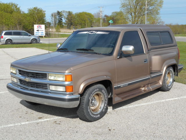 1994 chevy truck 74k new mexico truck great condition. Black Bedroom Furniture Sets. Home Design Ideas