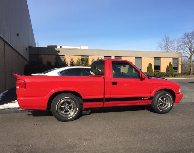 1994 Chevy V8 S 10 Ls Ss For Sale Chevrolet S 10 1994