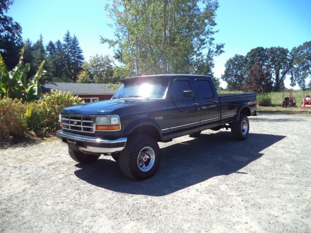 1994 diesel f350 4x4 supercrew workhorse for sale ford f 350. Cars Review. Best American Auto & Cars Review