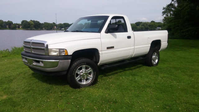 1994 Dodge Ram 2500 Cummins Diesel 4x4 Manual Low Miles No