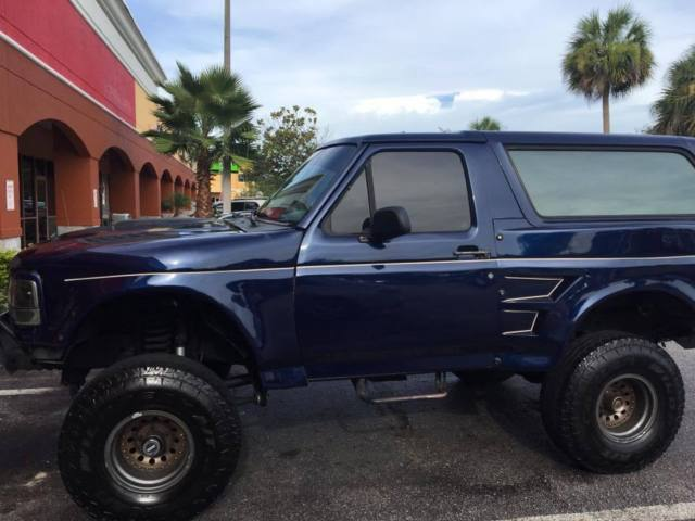 Classic Cars Of Sarasota >> 1994 Ford Bronco Custom for sale - Ford Bronco 1994 for ...