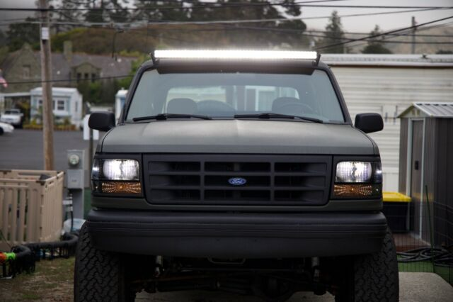 1994 ford bronco xlt 4x4 custom one of a kind proud owner for sale ford bronco 1994 for sale in south san francisco california united states davids classic cars