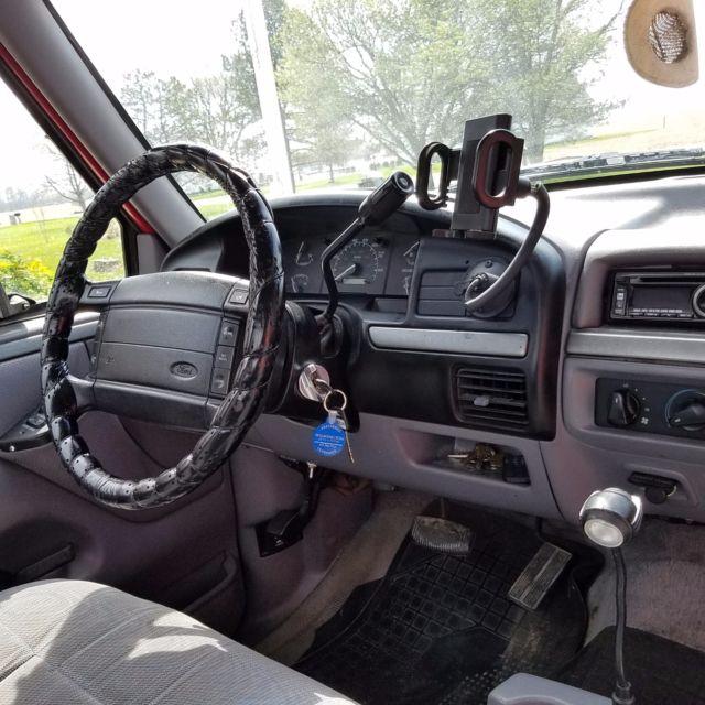 1994 Ford F-150 Regular Cab, 8 Cylinder, V8 5.0 Liter