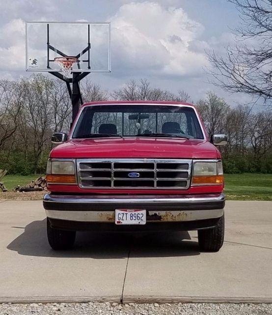 1994 Ford F-150 Regular cab, 8 cylinder, V8 5.0 liter ...