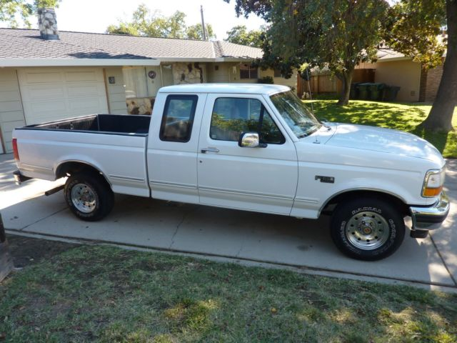 1994 Ford F-150 Xlt 5 0l Free Shipping  1991 1992 1993 1995 Super Clean Nice For Sale