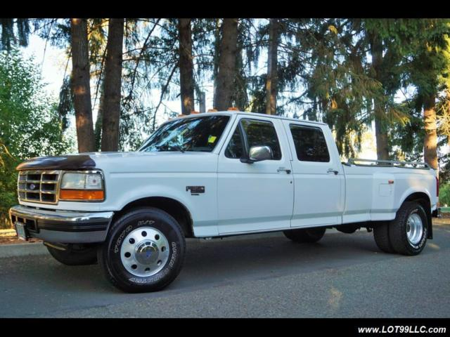 Ford Dually Wheels For Sale >> 1994 Ford F-350 XLT 7.3L Turbo Diesel Dually 90K Automatic 4-Door Truck for sale - Ford F-350 ...