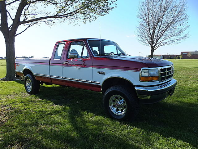 1994 ford f250 extended cab 4x4 xlt auto 1992 1993 1995 1996 1997 92 93 94 95 96 for sale ford. Black Bedroom Furniture Sets. Home Design Ideas
