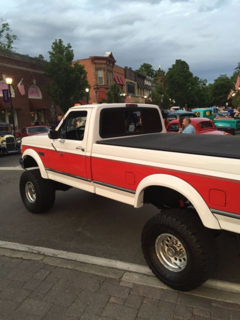 1994 Ford F350 Super Duty extra clean 1 Ton Truck OBS for sale - Ford F-350 1994 for sale in ...
