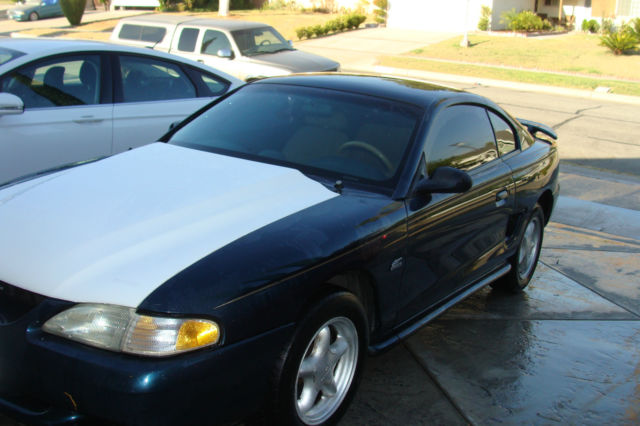 1994 Ford Mustang GT 357 CID California Smog Ready Comes W