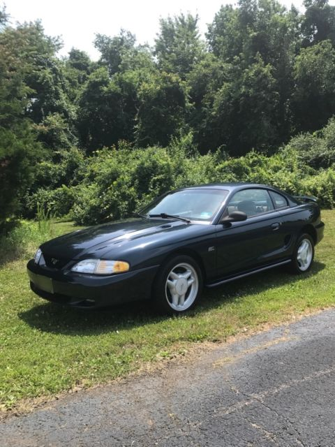 1994 ford mustang gt 5 0 30k original miles bone stock for sale ford mustang 1994 for sale. Black Bedroom Furniture Sets. Home Design Ideas
