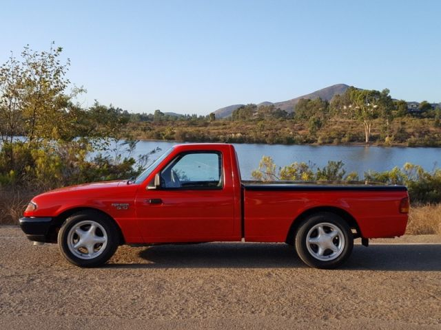1994 ford ranger pickup with mustang 5 0 engine and drive. Black Bedroom Furniture Sets. Home Design Ideas