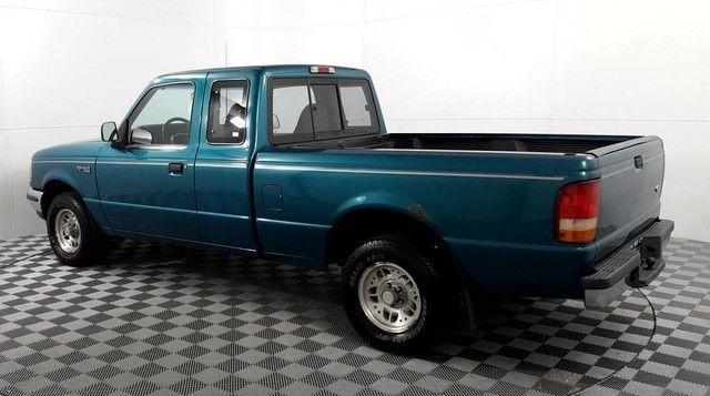1994 ford ranger xl 2 3l efi i4 engine 157017 miles pickup. Black Bedroom Furniture Sets. Home Design Ideas