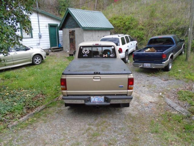 1994 ford ranger xlt extended cab 4wd for sale ford. Black Bedroom Furniture Sets. Home Design Ideas