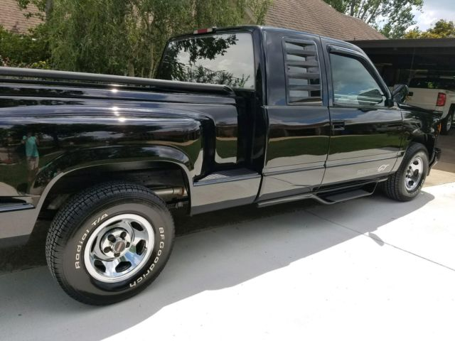 1994 gmc sierra club coupe sportside gt limited edition. Black Bedroom Furniture Sets. Home Design Ideas