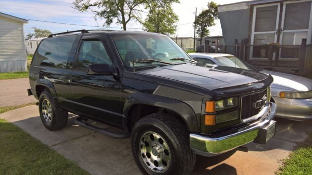 1994 gmc yukon gt 2 door 4x4 for sale gmc yukon 1994 for. Black Bedroom Furniture Sets. Home Design Ideas