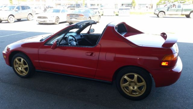 honda civic del sol dohc manual delsol crx  convertible  speed spd vtec  sale honda