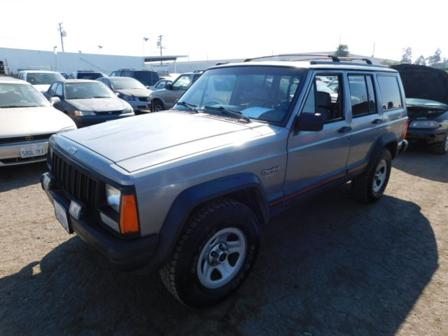1994 jeep cherokee no reserve for sale jeep cherokee 4dr sport 4w 1994 for sale in anaheim. Black Bedroom Furniture Sets. Home Design Ideas