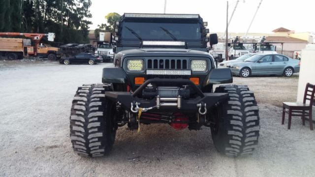1994 jeep wrangler 4 0 yj 4x4 lifted no reserve for sale jeep wrangler 1994 for sale in cape