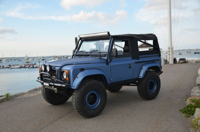 1994 Land Rover Defender 90 Nas D90 For Sale Land Rover