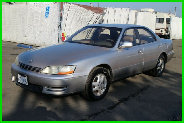 1994 lexus es300 automatic 6 cylinder no reserve for sale. Black Bedroom Furniture Sets. Home Design Ideas