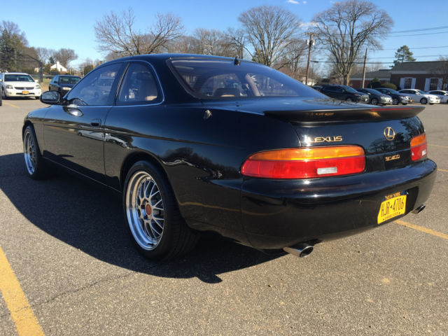 1994 lexus sc400 1 owner 36k miles for sale lexus sc. Black Bedroom Furniture Sets. Home Design Ideas
