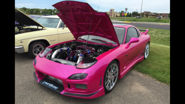 1994 mazda rx7 fd3s custom paint rims built engine single turbo e85 450hp fast for sale mazda. Black Bedroom Furniture Sets. Home Design Ideas