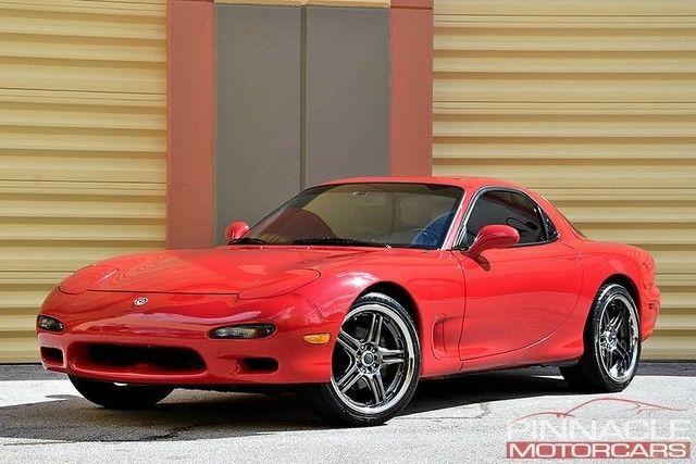 1994 Mazda Rx7 Twin Turbo Manual Sunroof Fully