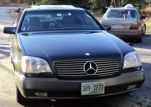 1994 mercedes benz 2dr s500 coupe solid straight for 1994 mercedes benz s500