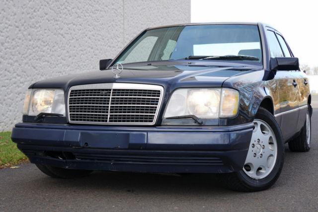 1994 mercedes benz 300 series e class e320 e 320 see for Mercedes benz e320 1994