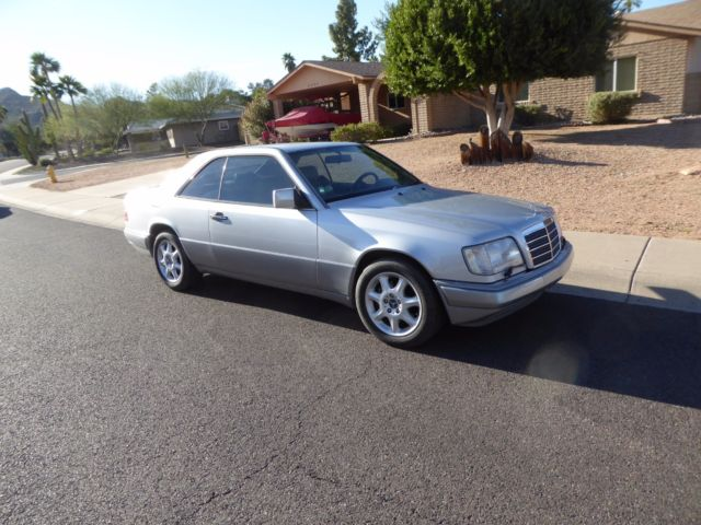 1994 mercedes benz e 320 2 door coupe in nice condition for Mercedes benz 2 door coupe for sale