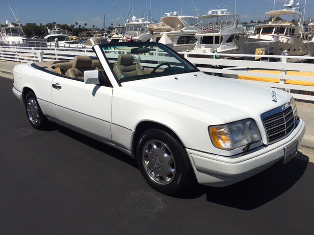 1994 mercedes benz e 320 convertible for sale mercedes for 1994 mercedes benz e class