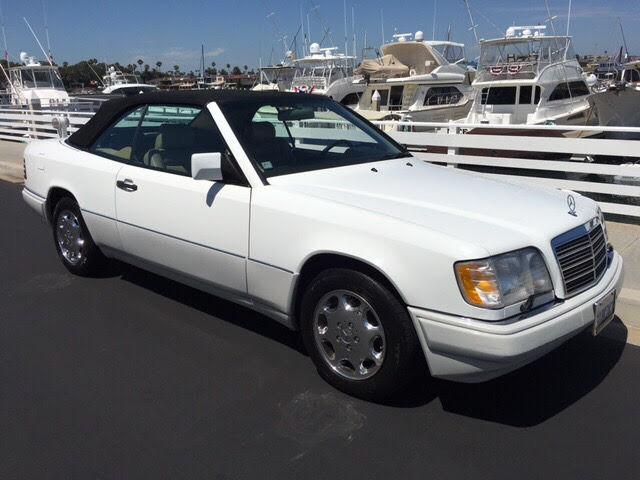 1994 mercedes benz e 320 convertible for sale mercedes for Mercedes benz e class cabriolet for sale